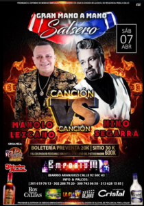 Gran Mano a Mano Salsero @ Emporium Discoteca | Medellín | Antioquia | Colombia