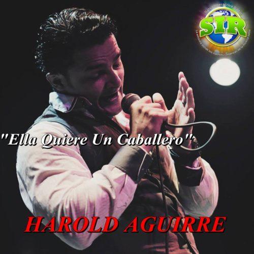 Harold Aguirre