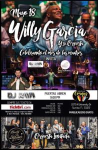 Willy Garcia @ Congas Nightclub | Perú