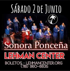 Sonora Ponceña @ Lehman Center   Perú
