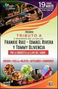 Tributo A Tres Grandes @ Noche de Galeria Moca | Perú