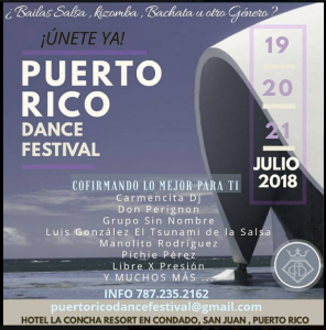 Puerto Rico Dance Festival @ Puerto Rico | Perú