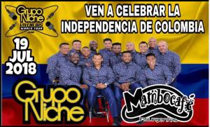 Grupo Niche @ Mambocafé | Perú