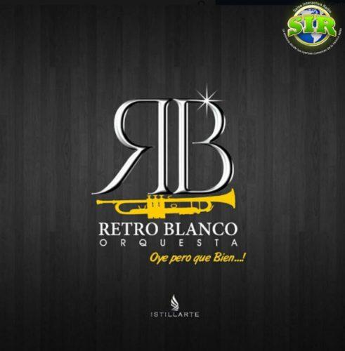 Retro Blanco Orquesta