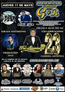 Fer Sandoval @ Eventos Artisticos Y Sociales G y R | Perú