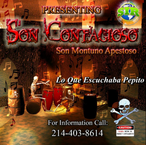 Son Contagioso Feat Ángel Santos