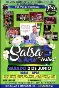 Salsa Arts Festival 5 @ New York   Perú
