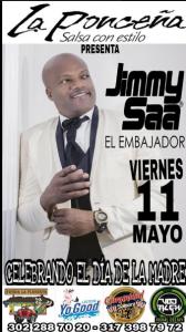 Jimmy Saa @ La Ponceña | Perú