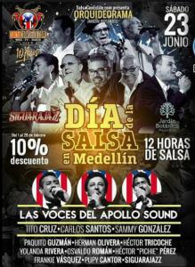 Día De La Salsa @ Orquideorama | Perú