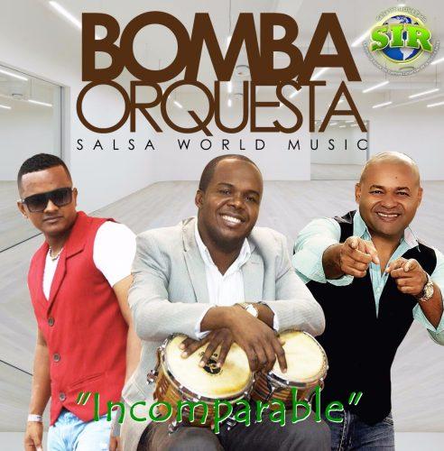 Elkin Camacho y Bomba Orquesta