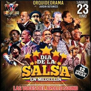 Dia De La Salsa Medellín @ Jardín Botánico | Perú