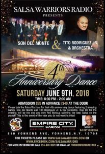 Aniversary Dance 4th @ Empire City Casino   Perú