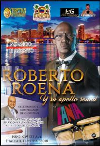 Roberto Roena @ El Rancho Club Campestre | Perú