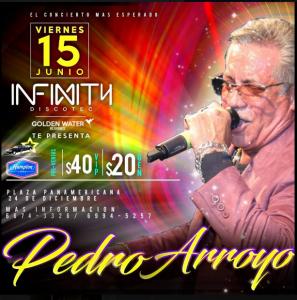 Pedro Arroyo @ Infinity Discotec   Perú