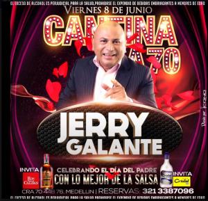 Jerry Galante @ Cantina La 70   Perú