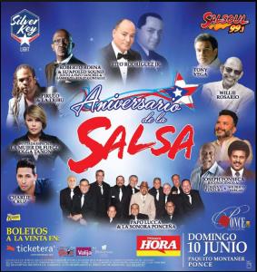 Aniversario De La Salsa @ Perú