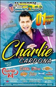 Charlie Cardona @ Gran Salon   Perú