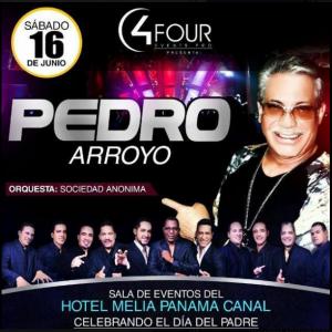 Pedro Arroyo @ Hotel Melia Panama Canal   Perú