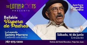 Sammy Marrero @ The Latin Roots   Perú