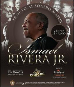 Ismael Rivera Jr @ Congas Nightclub   Perú