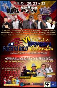 Festival de Independecia @ Coliseo Mario Quijote Morales | Perú
