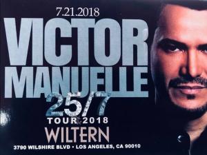 Victor Manuelle @ Wiltern | Perú