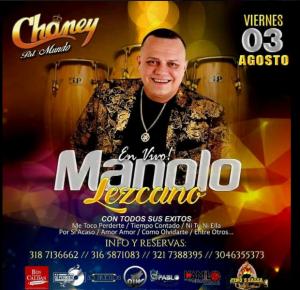 Manolo Lezcano @ Chaney | Perú