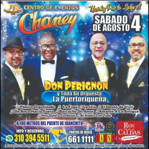 Don Perignon @ Chaney | Perú
