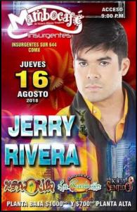 Jerry Rivera @ Mambocafe | Perú