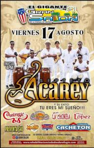 Septeto Acarey @ Gran Salon | Perú