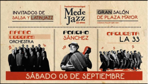 Festival Internacional Mede Jazz @ Gran Salón De Plaza Mayor