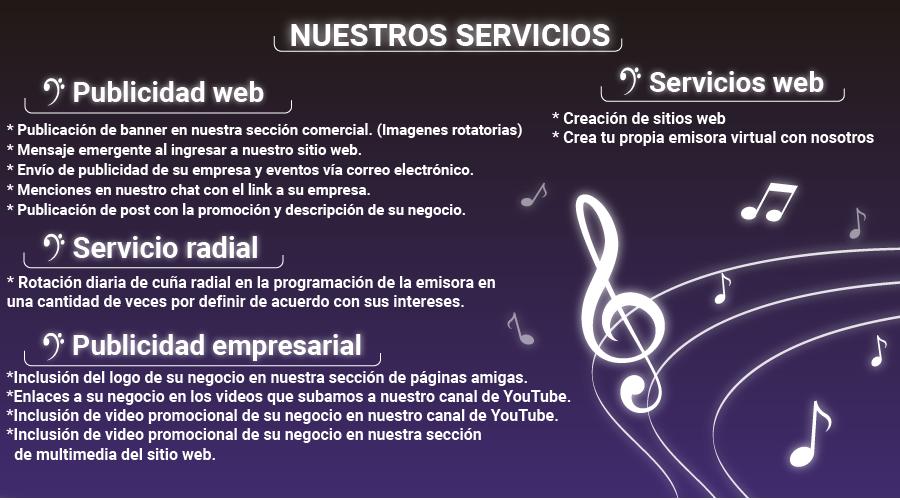 slider servicios