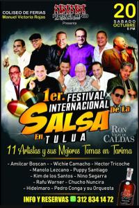 Amilcar Boscan, Wichie Camacho Y Amigos @ Coliseo De Ferias Manuel Victoria Rojas